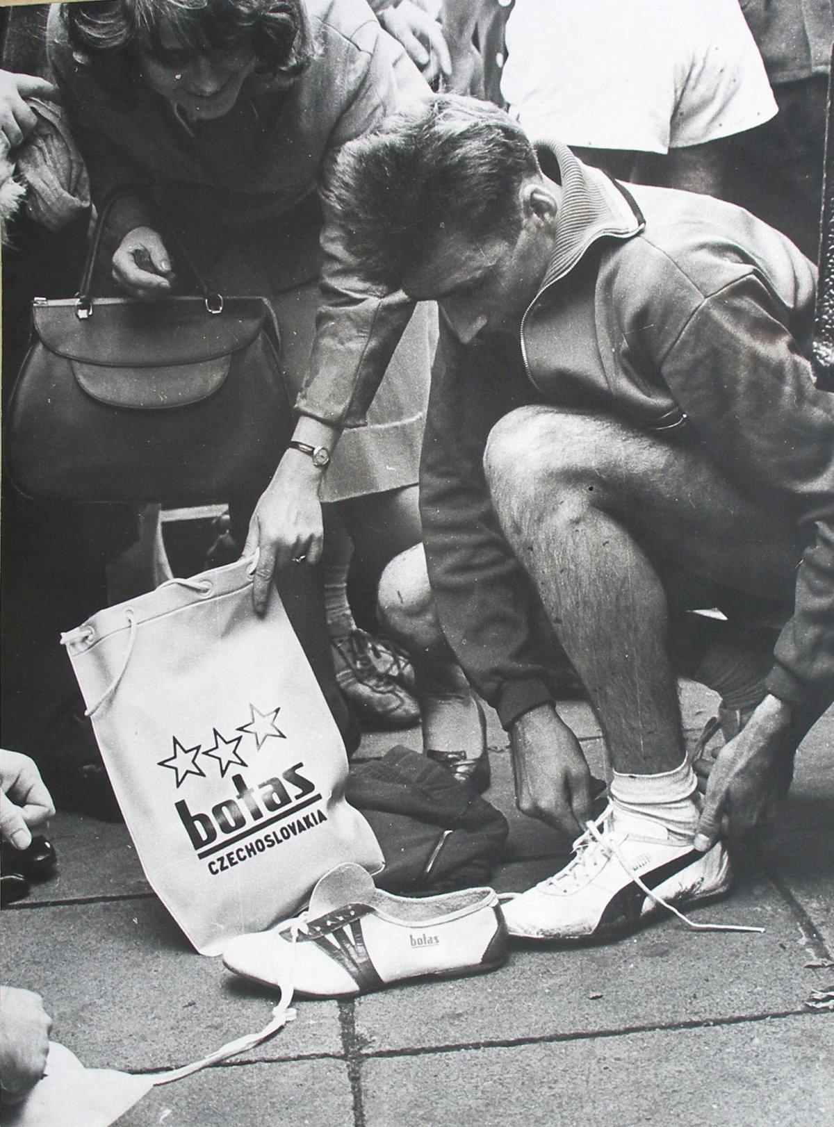 botas prague