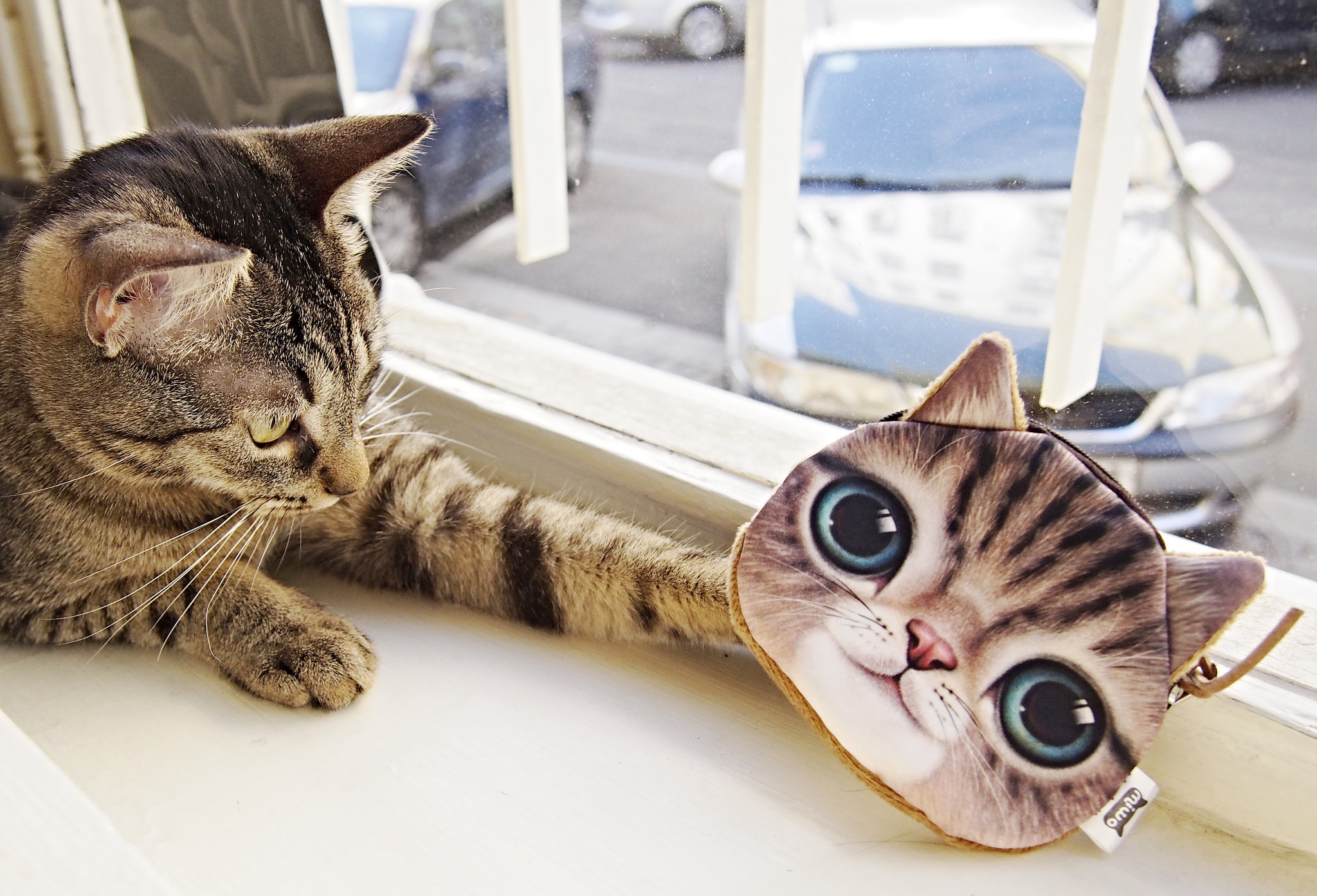 prague cafe chats