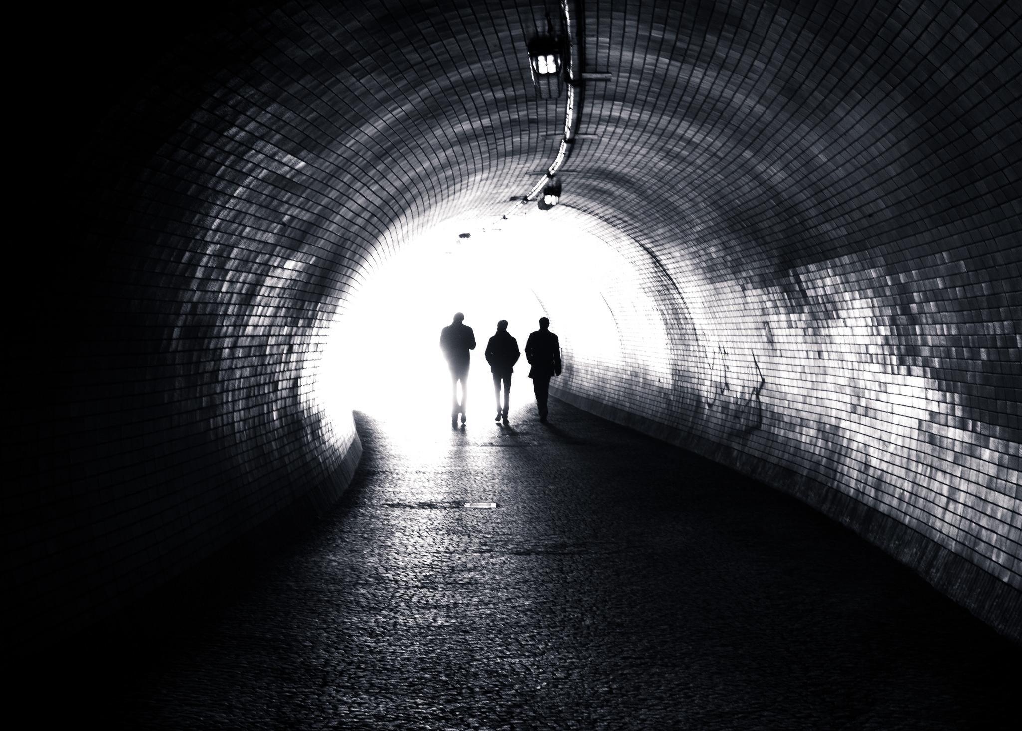 prague tunnel vitkov