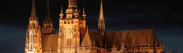 Visite du Château  de Prague. Y aller.