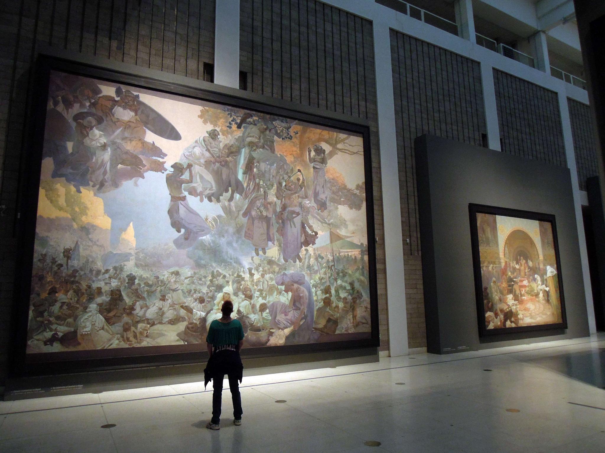 musée prague mucha galerie nationale