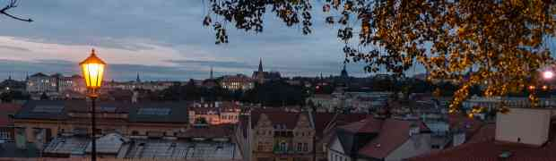 Vyšehrad, le « deuxième Château de Prague »