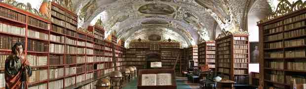 Le monastère de Strahov : un petit bijou baroque à deux pas du Château de Prague !