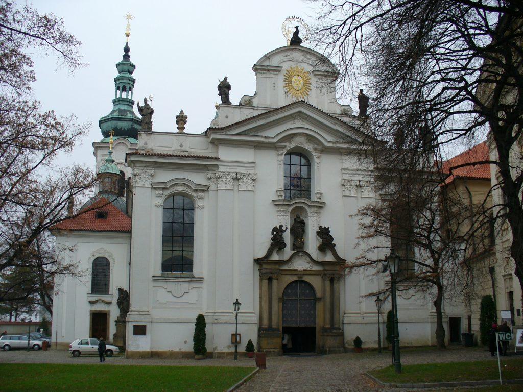 Le monastère de Strahov : un petit bijou baroque à deux pas du Château de  Prague ! | PRAGUE SECRETE