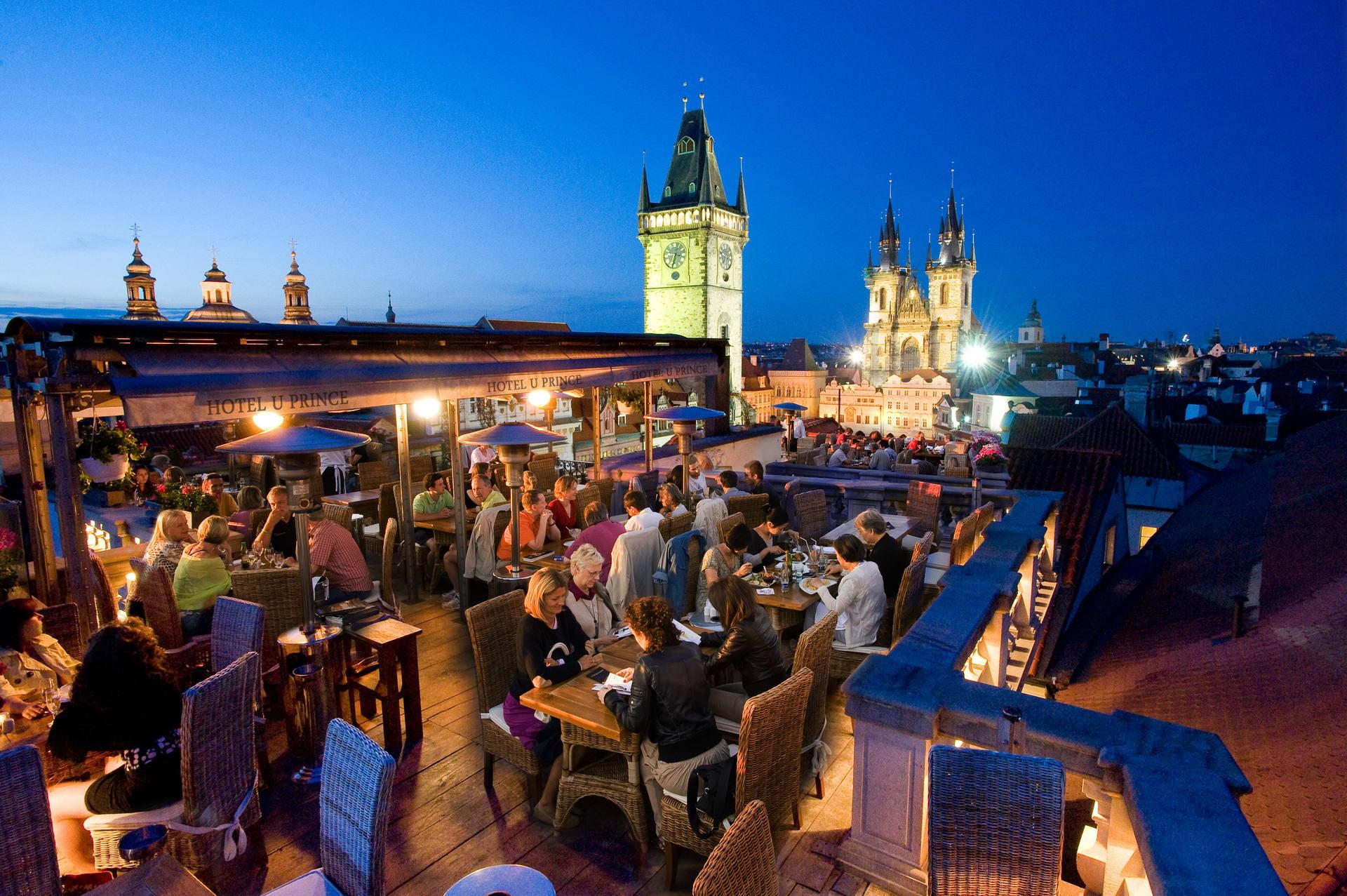 Les 5 Plus Beaux Rooftops Et Terrasses De Prague Prague