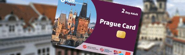 Quelle carte acheter à Prague?