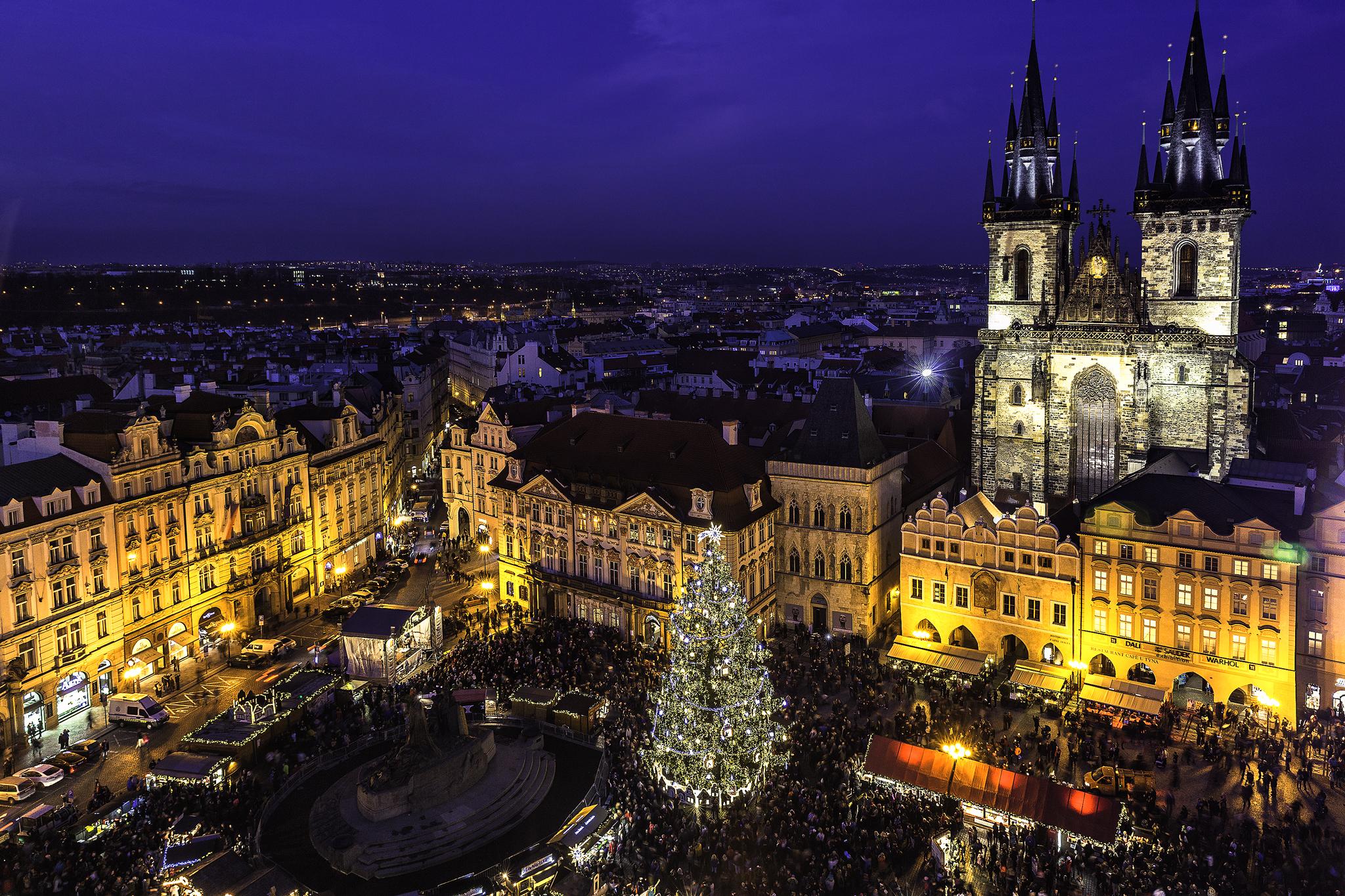 Marché De Noel Prague Top 4 des marchés de Noël de Prague | PRAGUE SECRETE