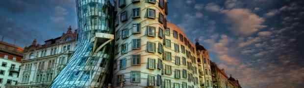 La maison qui danseà Prague : architecture originale et renommée mondiale
