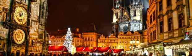 À Prague, des marchés de Noël parmi les plus beaux du monde !