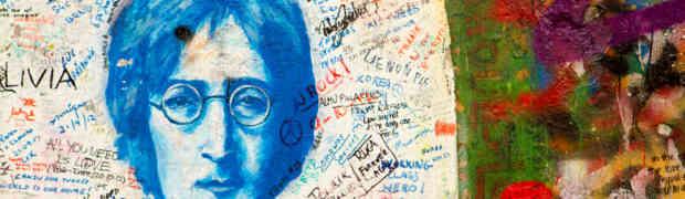 Le mur John Lennon de Prague: un autre vestige du communisme