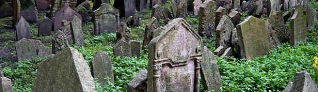 Visitez le quartier juif de Pragueet son célèbre vieux cimetière