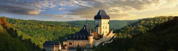 Le château de Karlštejn : une jolie escapade à faire hors de Prague