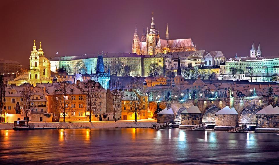 Visite Du Chateau De Prague Y Grimper Prague Secrete